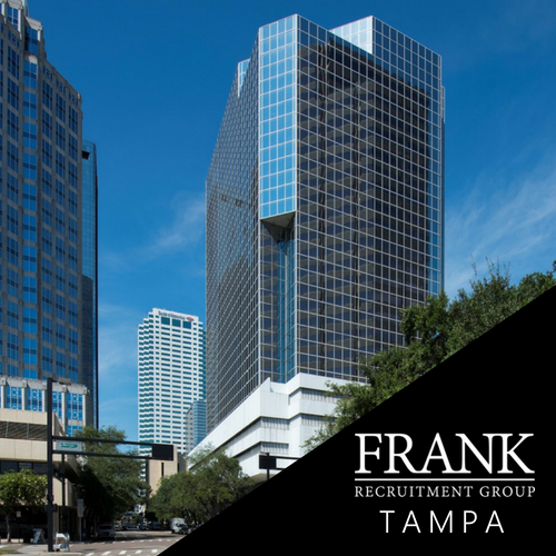Frank Recruitment Group announces new office in Tampa