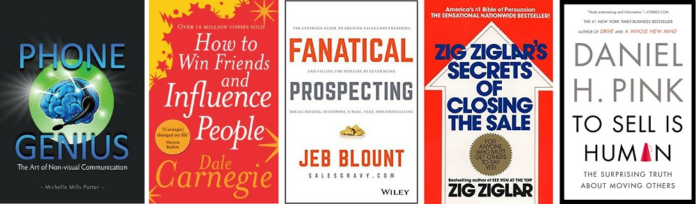 Top 5 Sales Books for Sales Professionals - Frank Recruitment Group